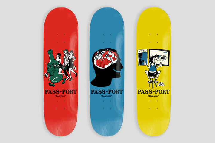 lobby skateshop pass port addictions 3