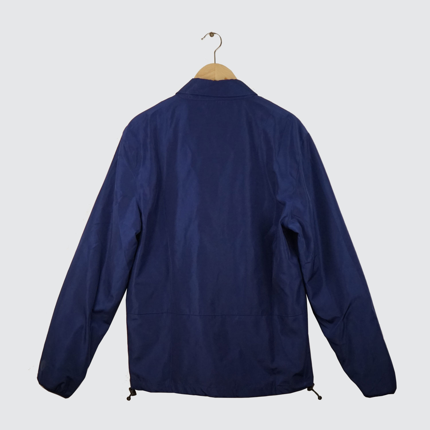 Polar Coach Jacket Navy Lobby