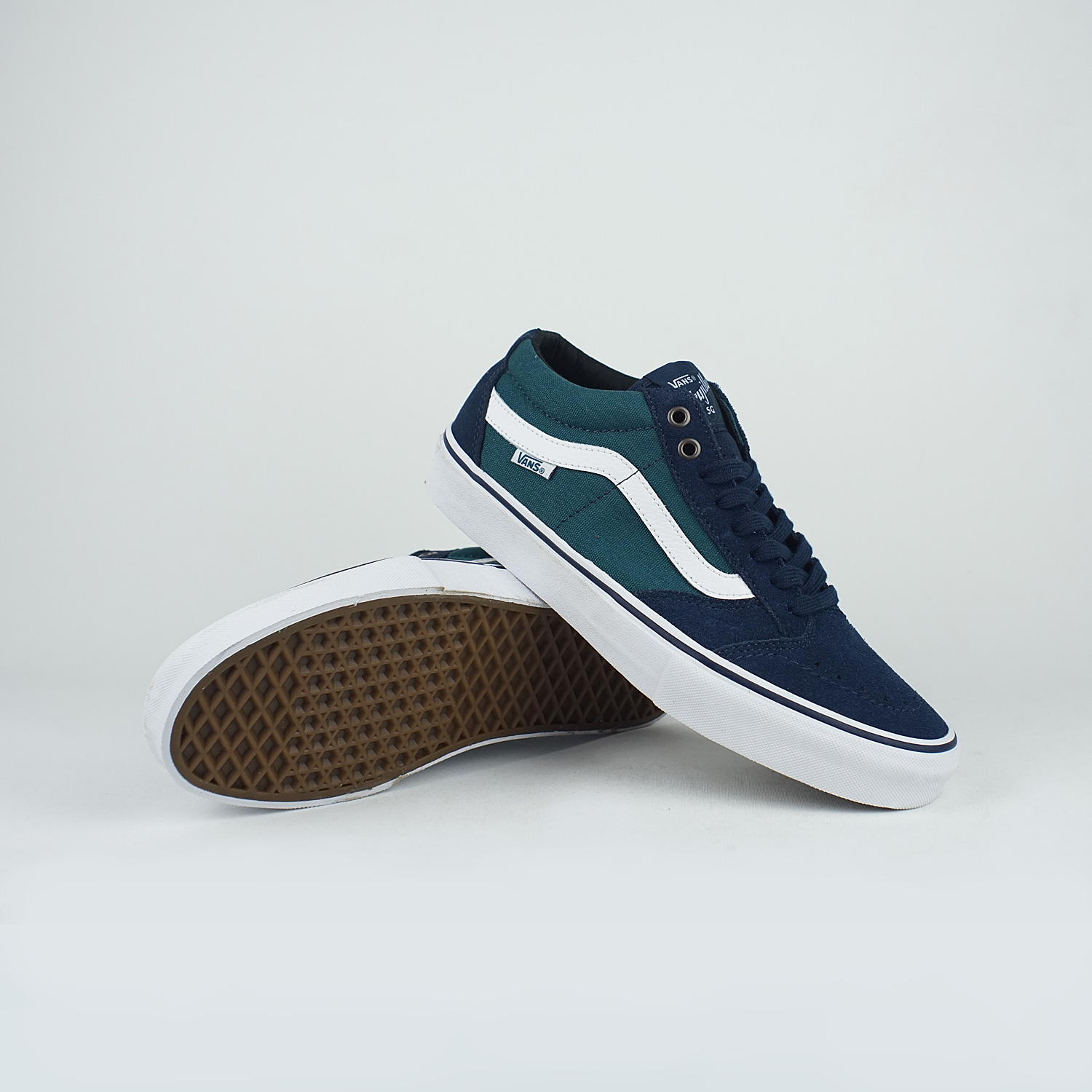 ef780f7b22 Vans Slip On Pro Rubber Dress.VANS SLIP ON PRO RUBBER DRESS BLUE ...