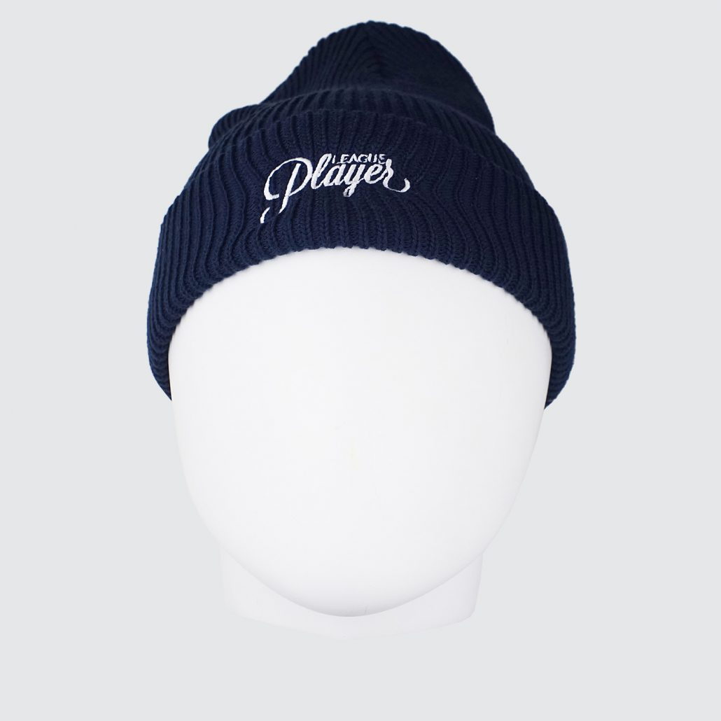 Alltimers-League-Player-Beanie-Blueish