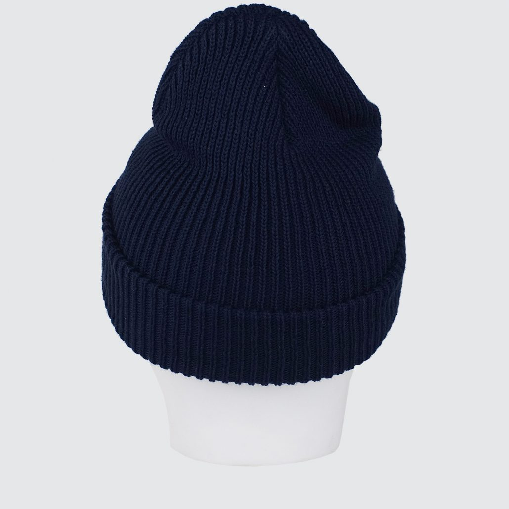 Alltimers League Player Beanie Blueish Back