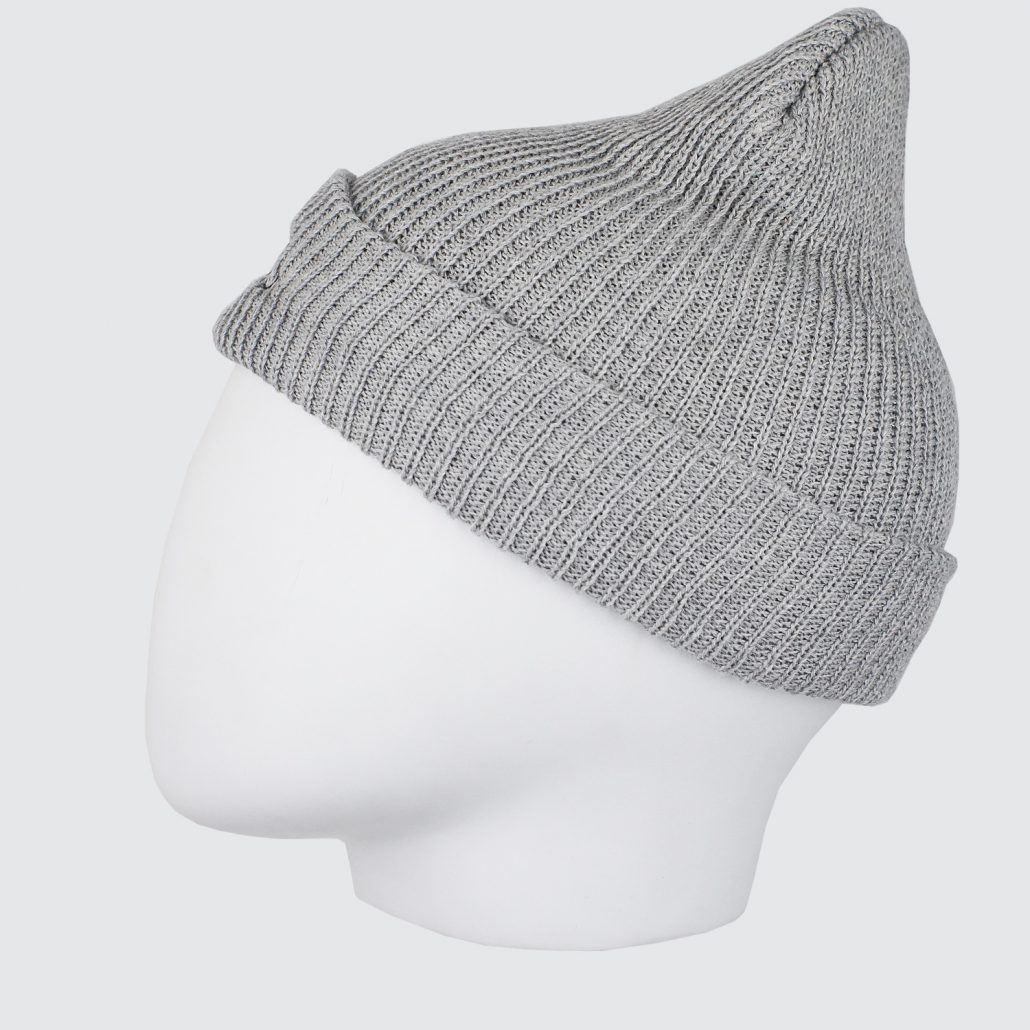 Alltimers League Player Beanie Grey Back Side