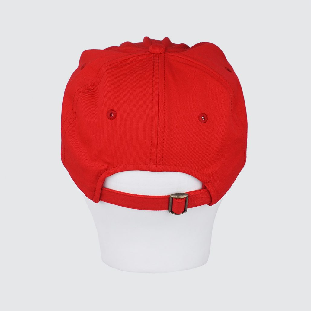 Alltimers League Player Classic Cap Red Back
