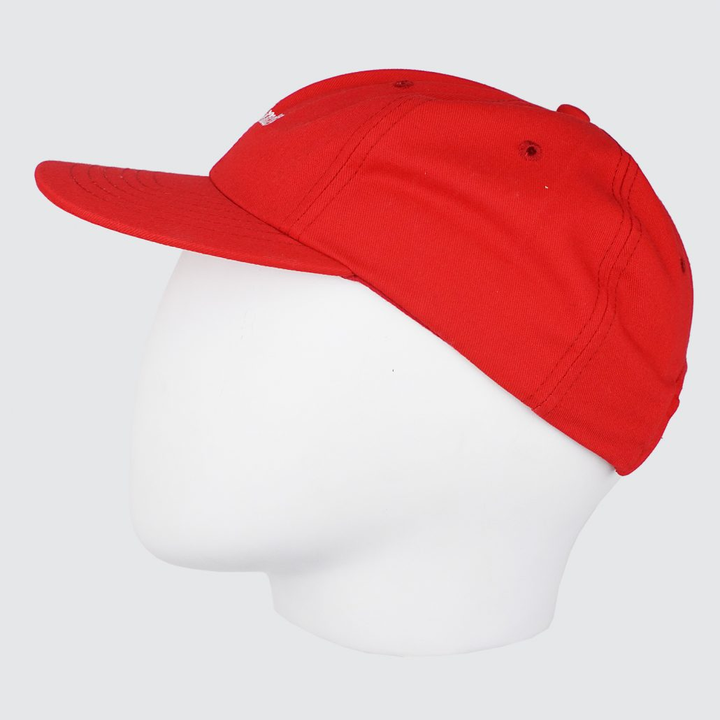 Alltimers League Player Classic Cap Red Side