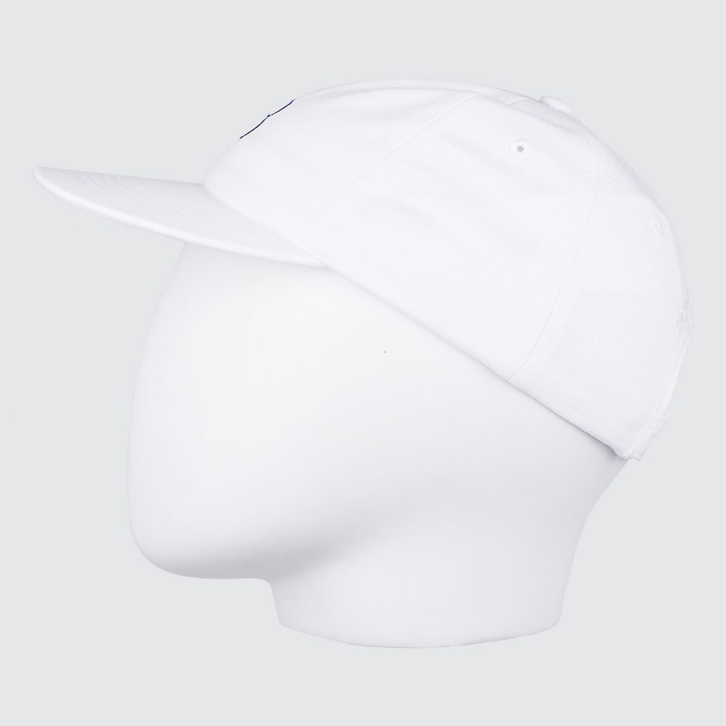 Solo Skateboard Magazine SS17 Cap White Side