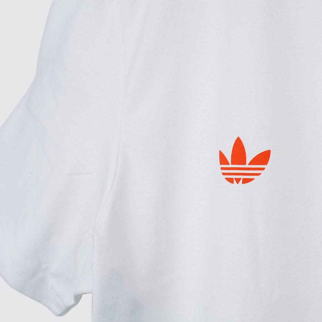 Adidas Helas T-Shirt White Detail2