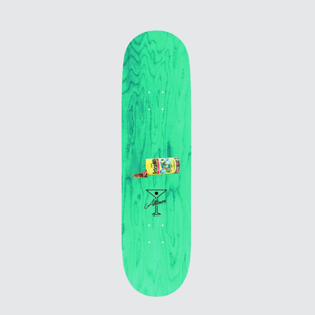 Alltimers Deck Aquarium Sprinkles 81 Top