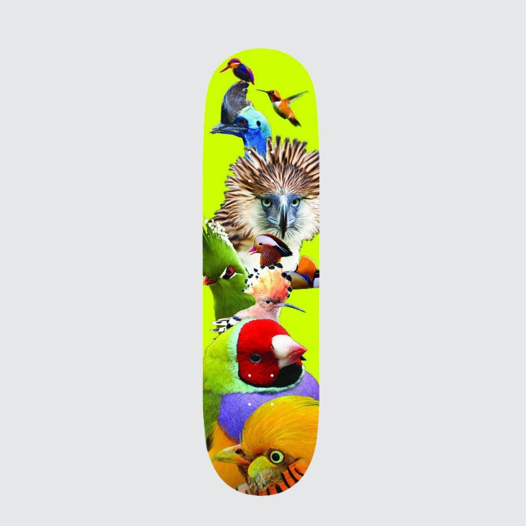 Alltimers-Deck-Birds-Yellow-85