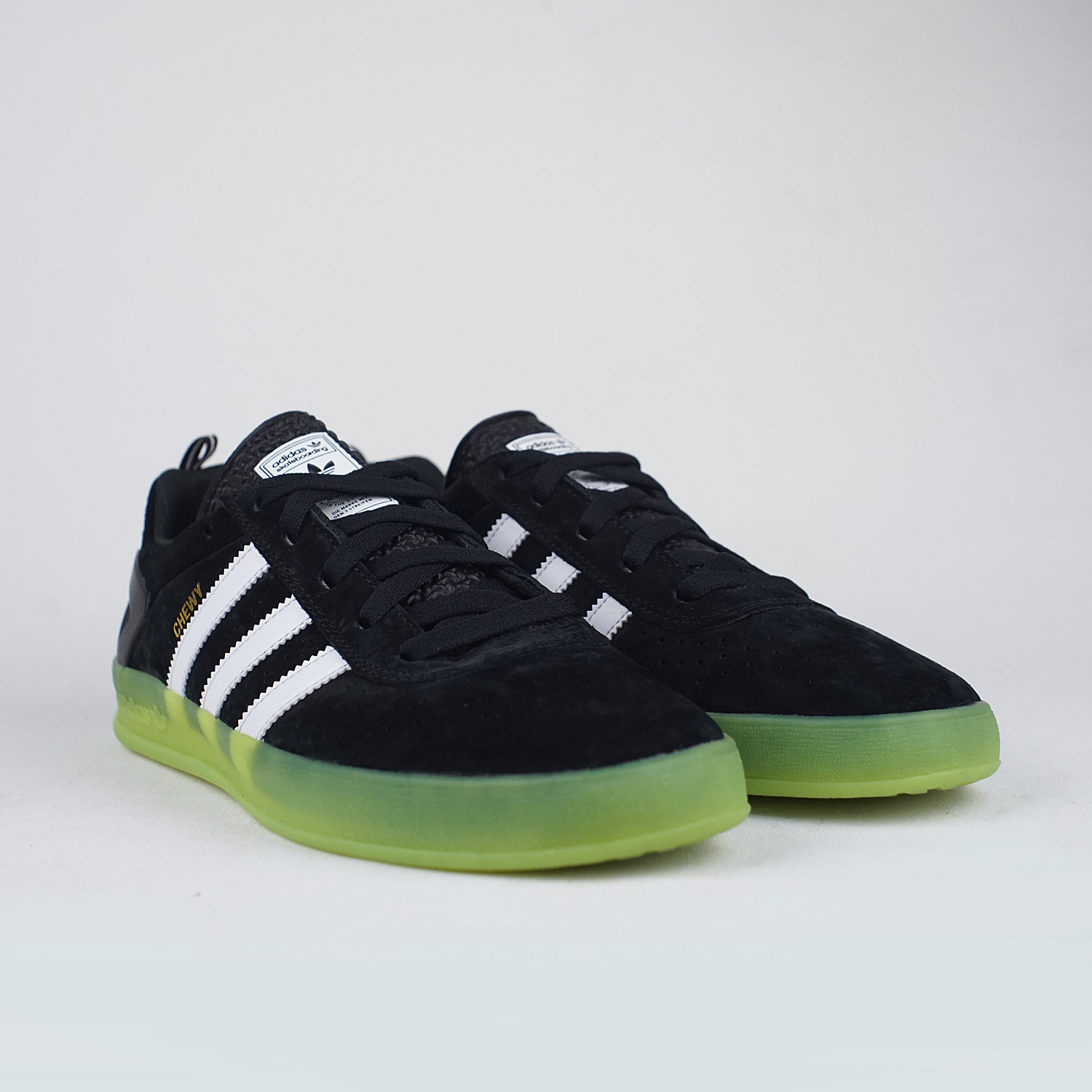 Adidas Palace Pro Chewy Cannon Cblack Ftwwht Sgreen Lobby