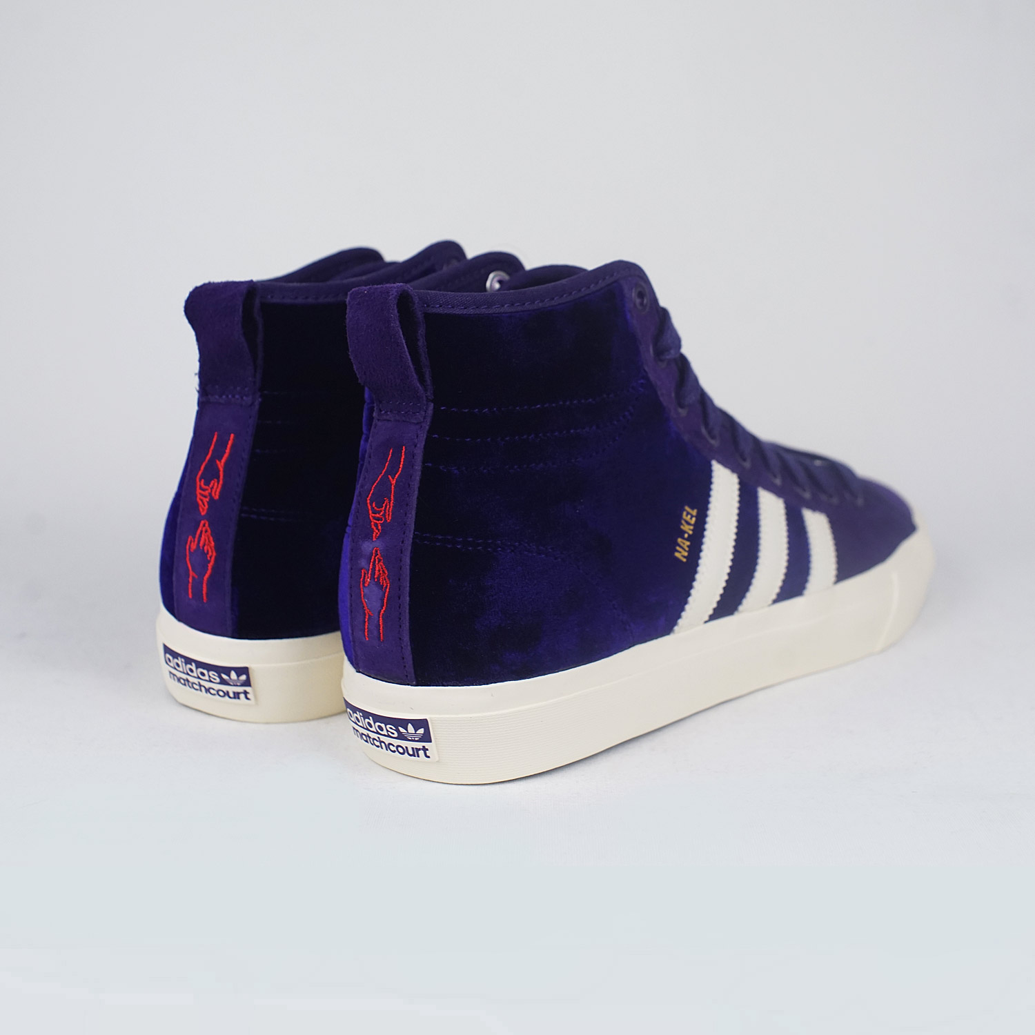 What To Match Purple Adidas Shoes With
