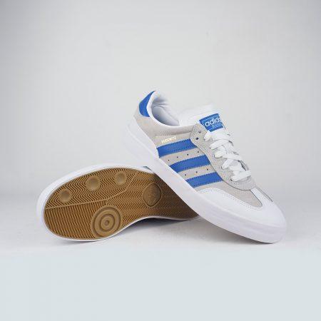Adidas Busenitz Vulc Rx White Blue White ... 0e5403cdd