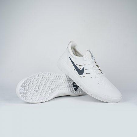 Nike SB Nyjah Free White Anthracite 16b70130c