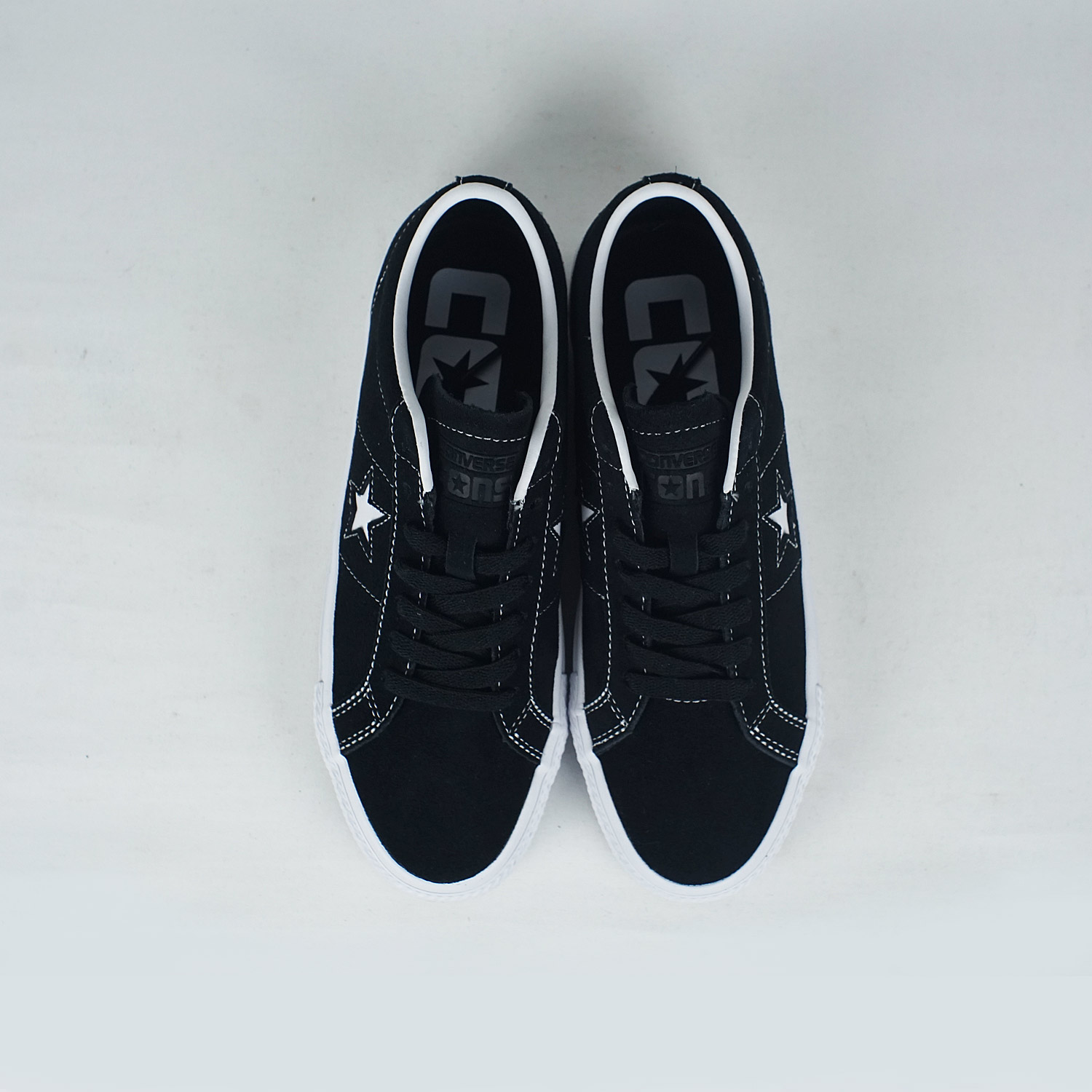 78090eefbed023 Converse-Cons-One-Star-Pro-Ox-Black-White · Converse