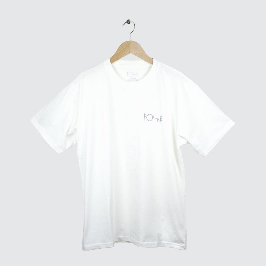 Polar-Skate-Co-Click-Tee-White