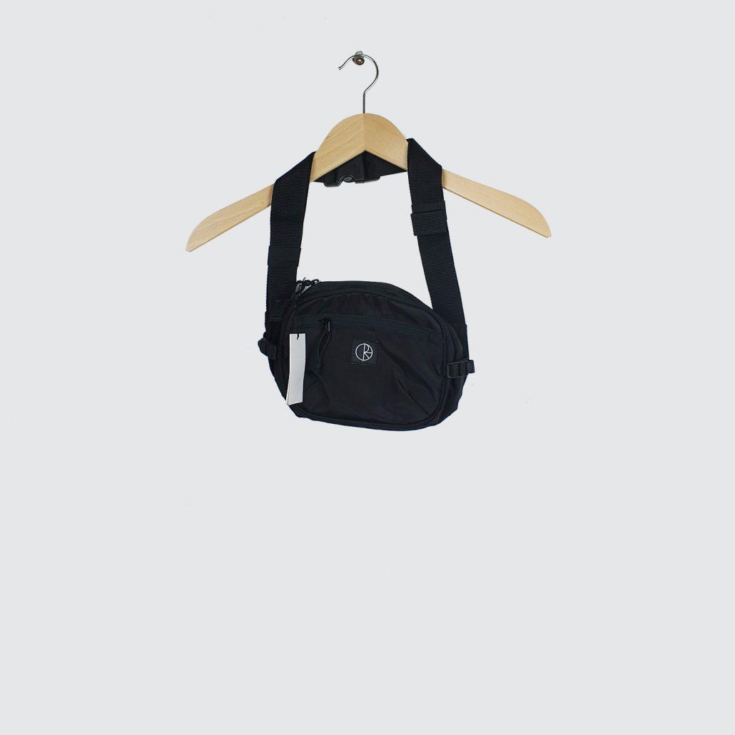 Polar-Skate-Co-RipStop-Hip-Bag-Black