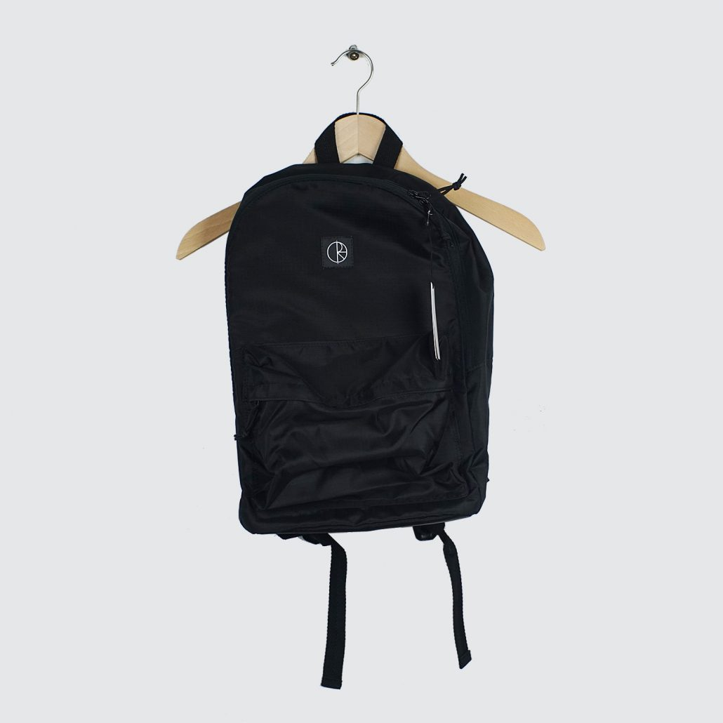 Polar-Skate-Co-Ripstop-Backpack-Black