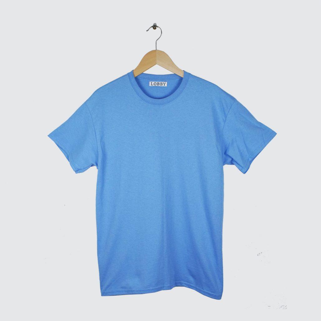 Lobby-Classic-Logo-Tee-Light-Blue