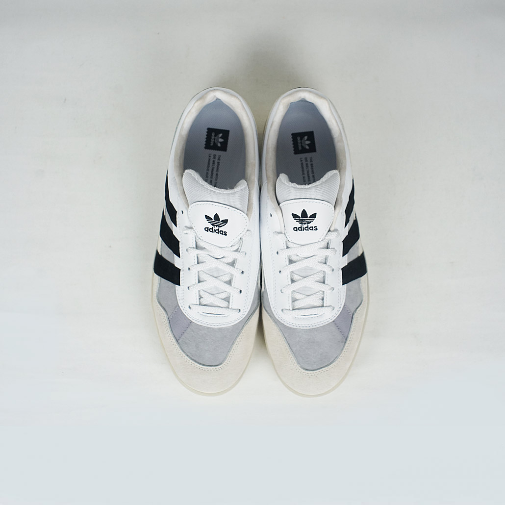 Adidas-Skateboarding-Mark-Gonzales-Aloha-Super-White-Black- · Adidas 09b3f592aec