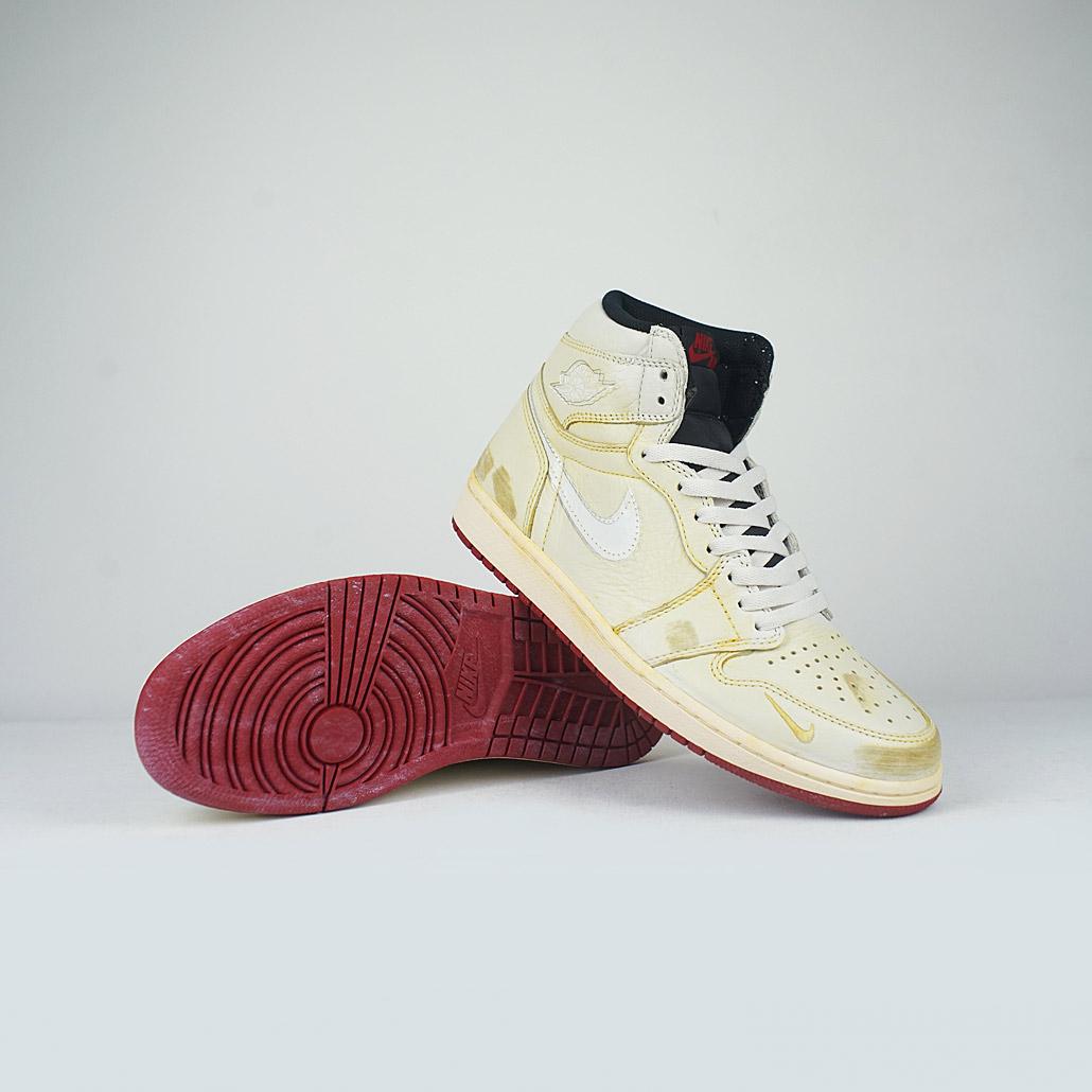 premium selection a86eb 70bfe Nike Air Jordan 1 OG X Nigel Sylvester