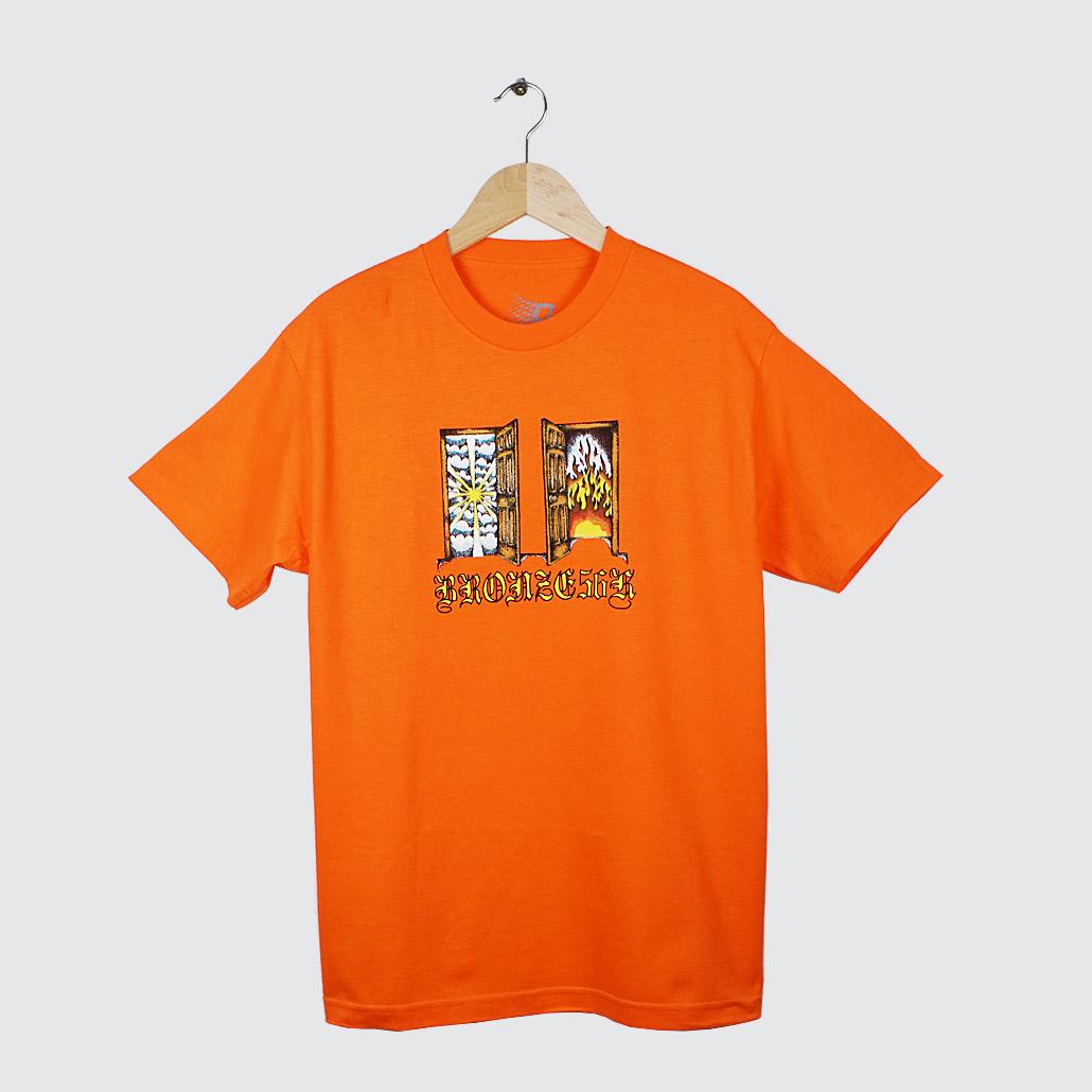 Bronze56k-Heaven-or-Hell-Tee-Orange