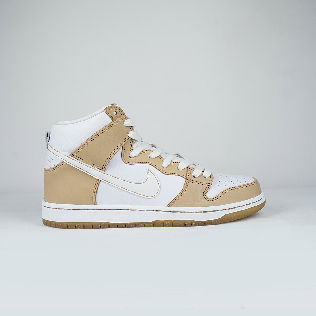 meet 3e8f6 585e9 Nike SB X Premier Dunk High TRD QS Win Some/Lose Some Vachetta Tan ...