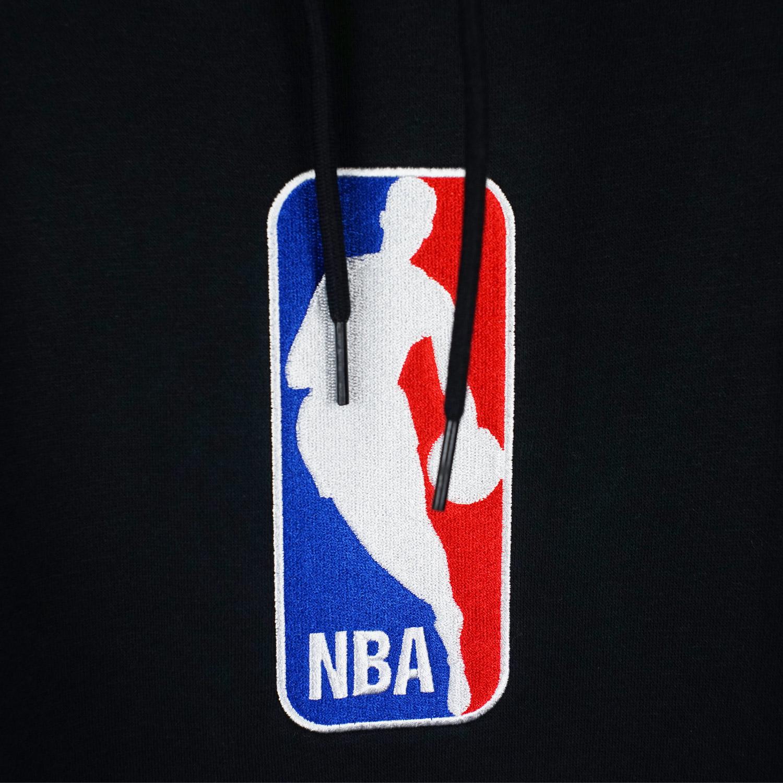 Nike SB X NBA Icon Hoodie Black