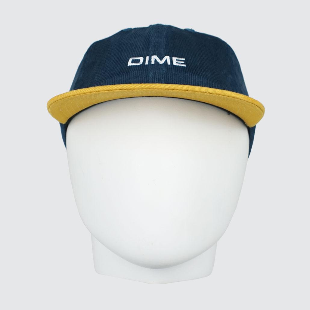 DimeMTL-Important-Corduroy-Cap-Teal · Dime MTL 5f8a049d5ca7