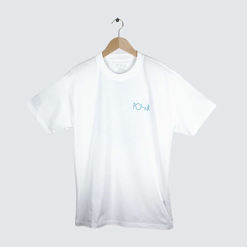 Polar-Skate-Co-Fill-Logo-Tee-White-Pool-Blue
