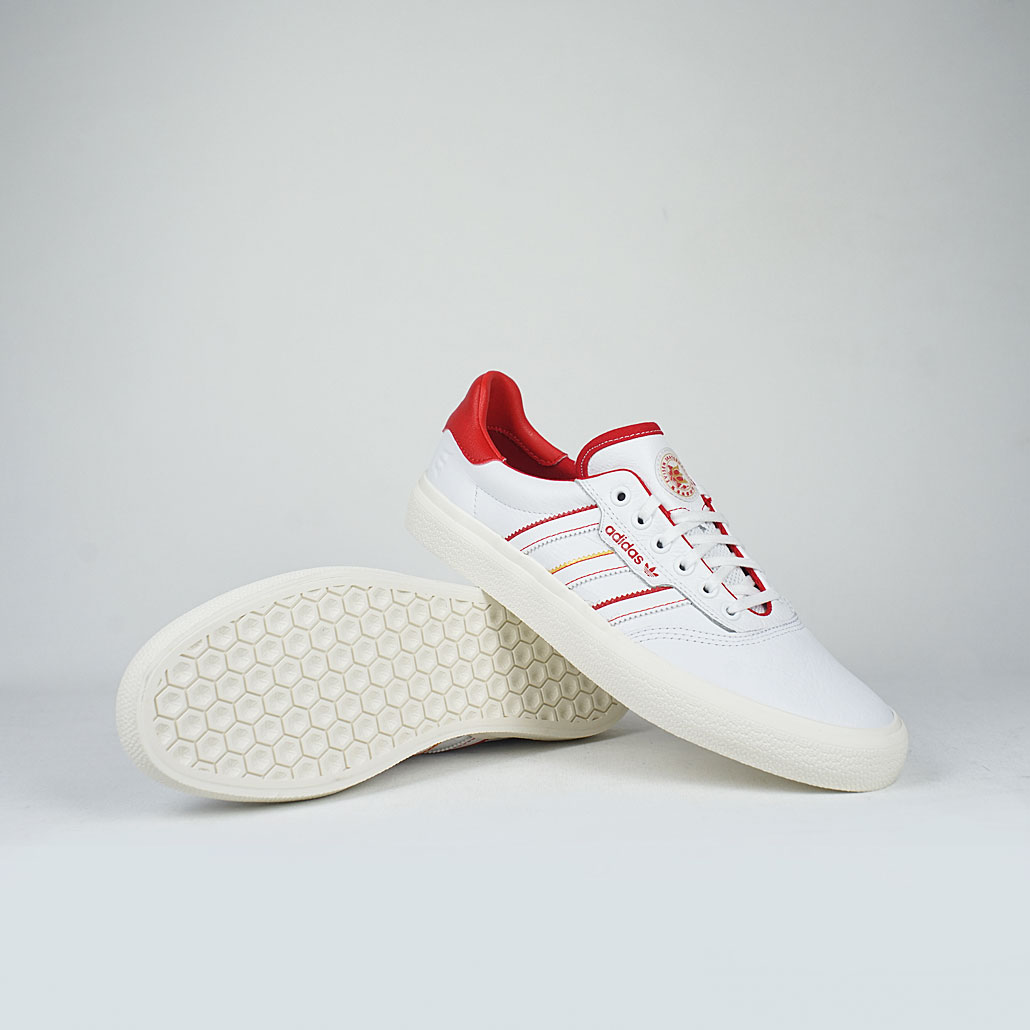 Adidas-Skateboardings-Evisen-3MC-White-Red-Gold