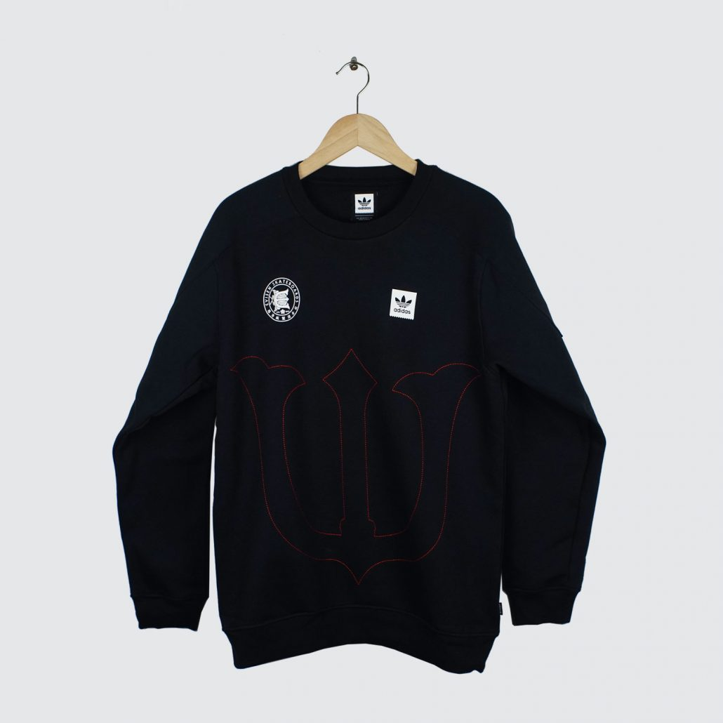 Adidas-Skateboardings-Evisen-Skateboards-Crewneck-Black