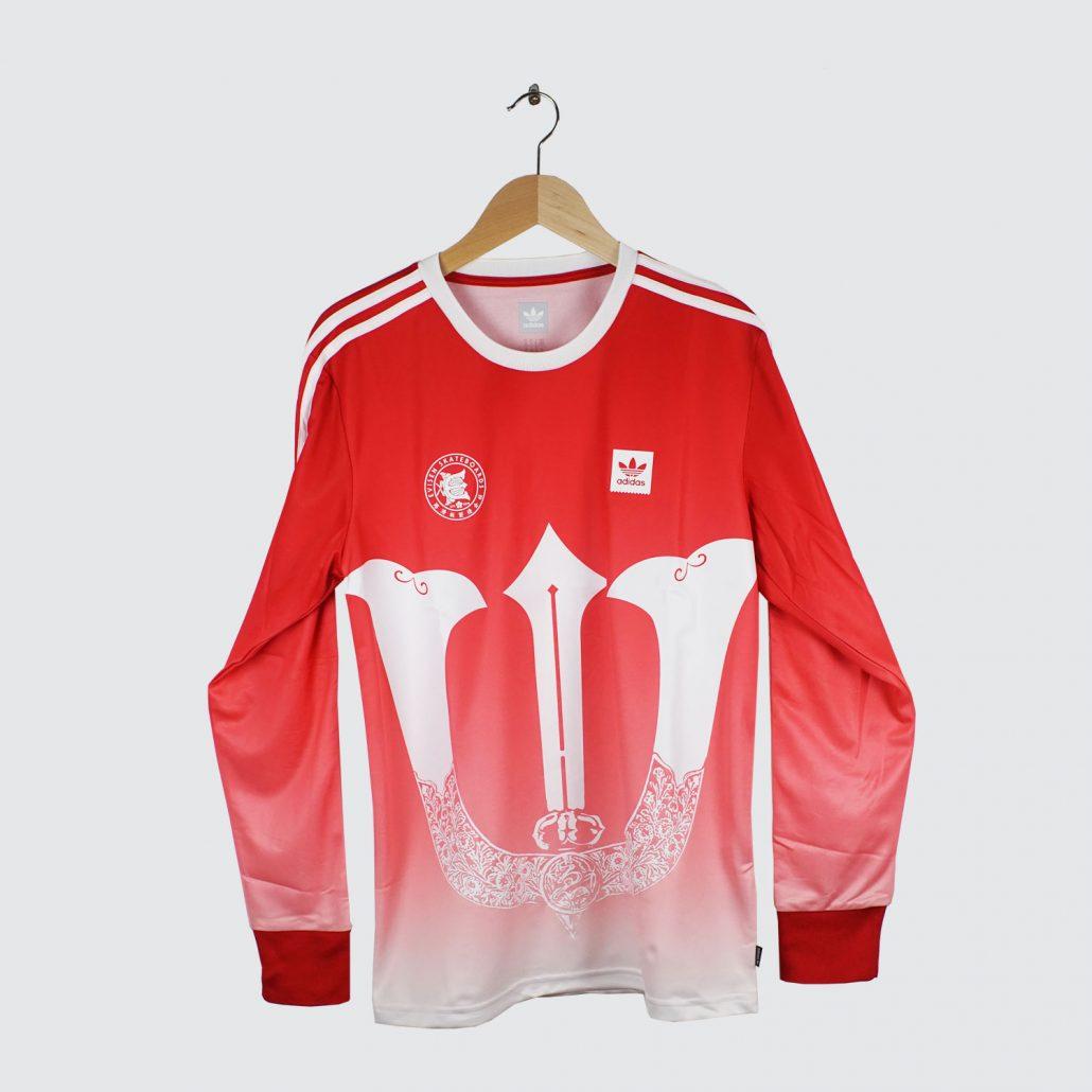 Adidas-Skateboardings-Evisen-Skateboards-Jersey-Red-White