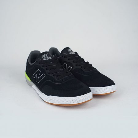 New Balance Numeric 913 Westgate Black Grey 069d3f325