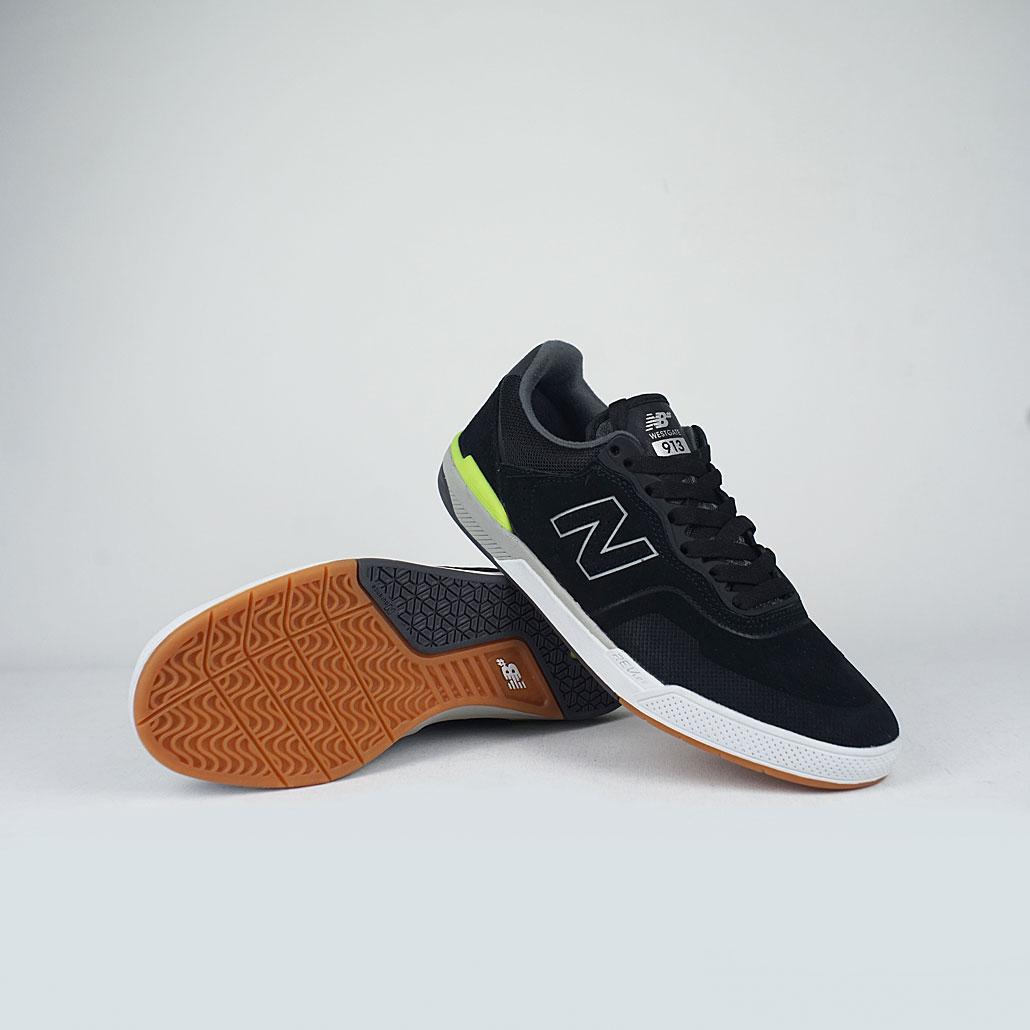 New-Balance-Numeric-913-Westgate-Black-Grey