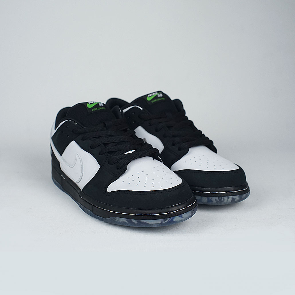 Nike SB Pigeon Panda Dunk Low Pro OG QS BlackWhite