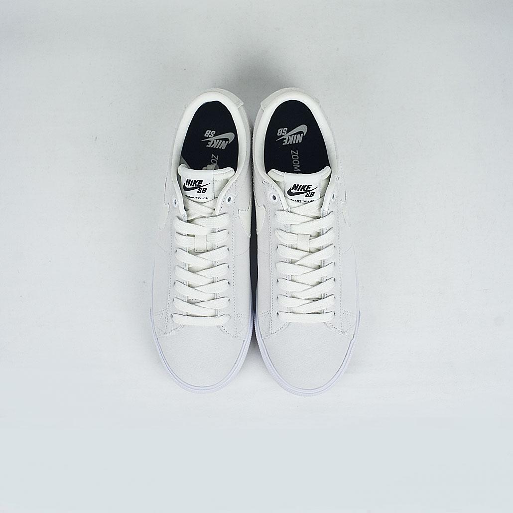 33a7bcbdb214 Nike SB Zoom Blazer Low GT Summit White Summit White – LOBBY