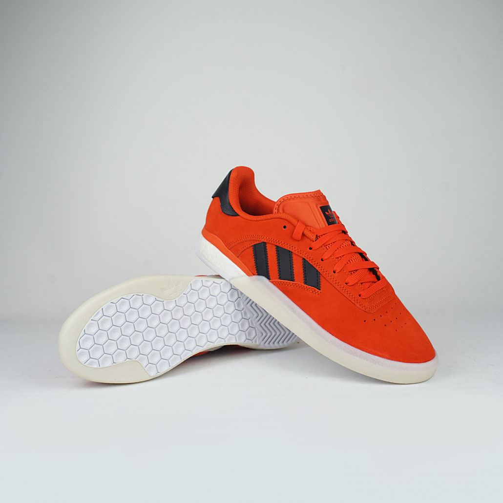 Adidas-Skateboarding-3ST004-Orange-Black-White