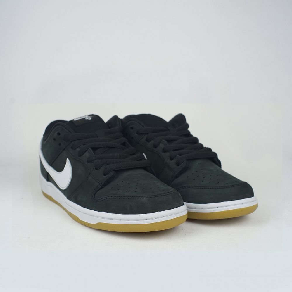 6bf503a38f Nike SB Dunk Low PRO ISO Black/White-Black (Orange Label)