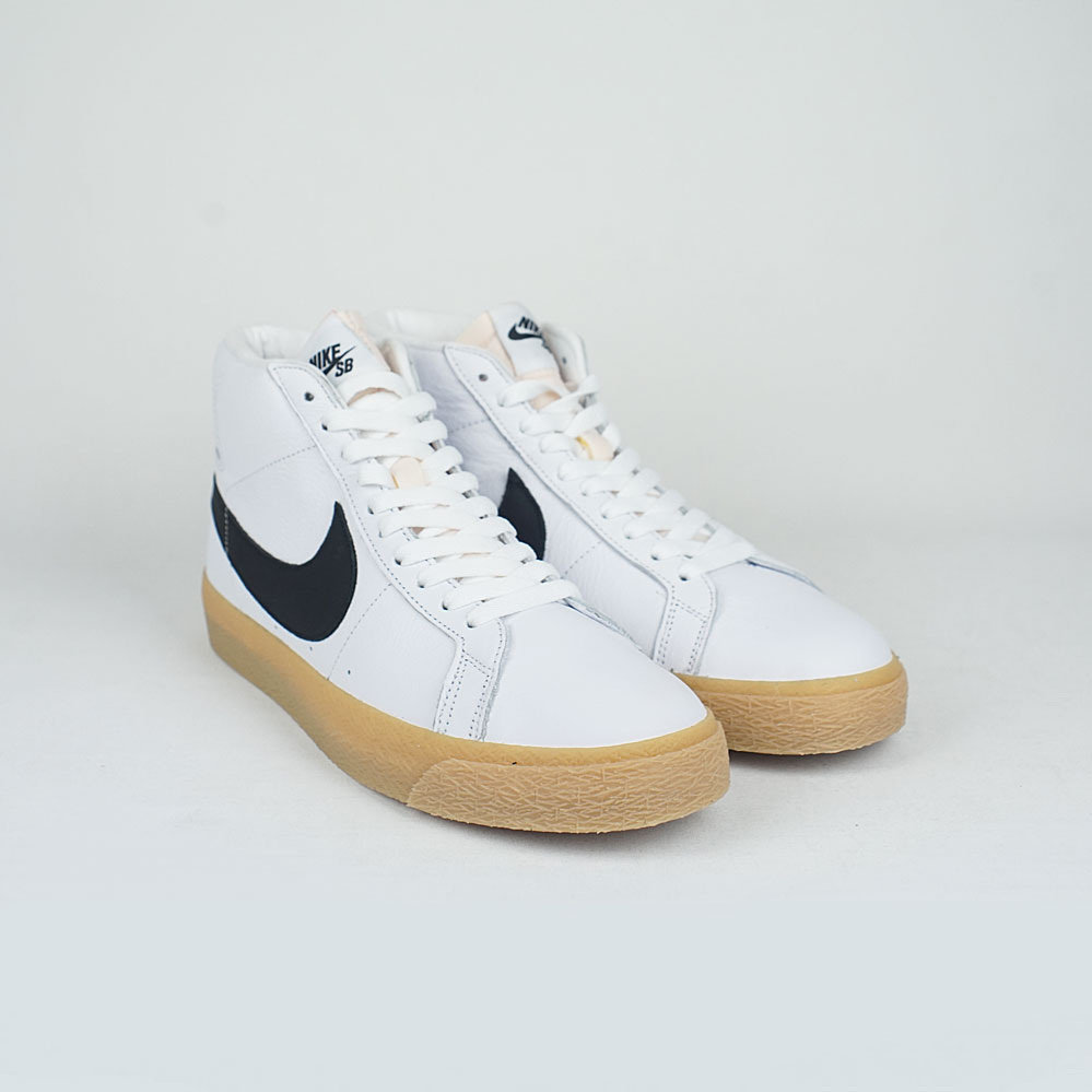 info for 3bf30 a2c14 Nikes SB Zoom Blazer Mid ISO White Black-Safety Orange – LOBBY
