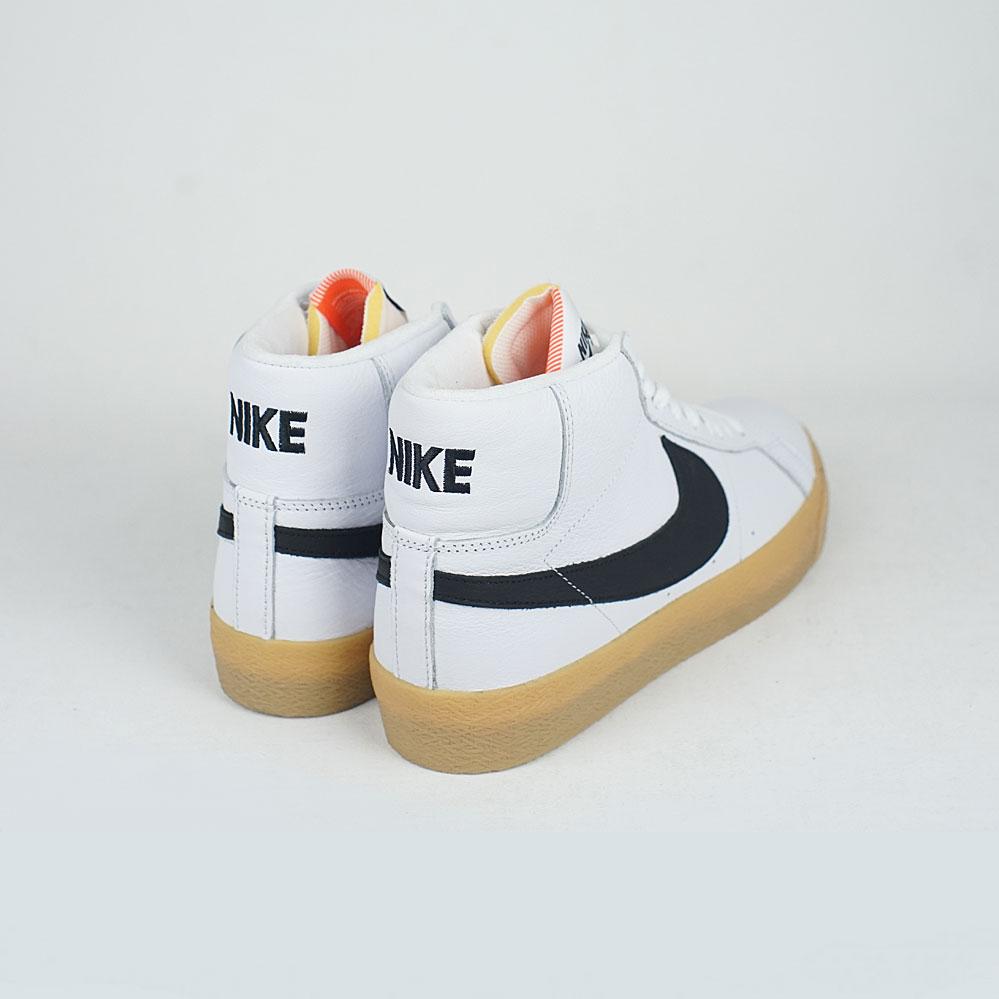 7af2dcb726e66 Nikes SB Zoom Blazer Mid ISO White/Black-Safety Orange – LOBBY