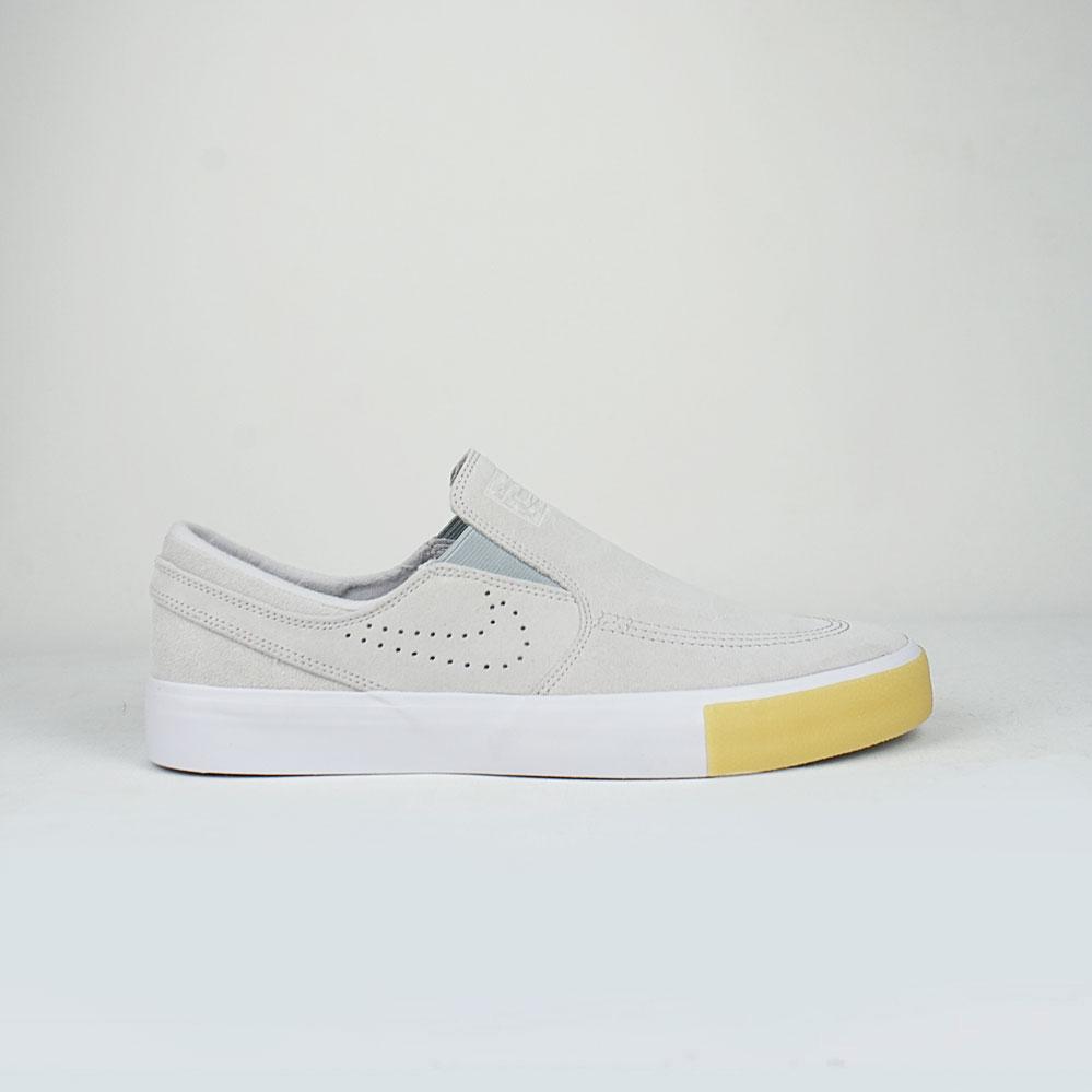 the latest b8dcd 64056 Nike SB Zoom Janoski Slip RM SE White White Vast-Grey – LOBBY