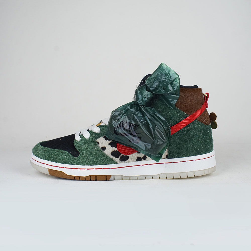 High Red SB Dunk Pro QS FirUniverity Nike Dogwalker 2IWHED9