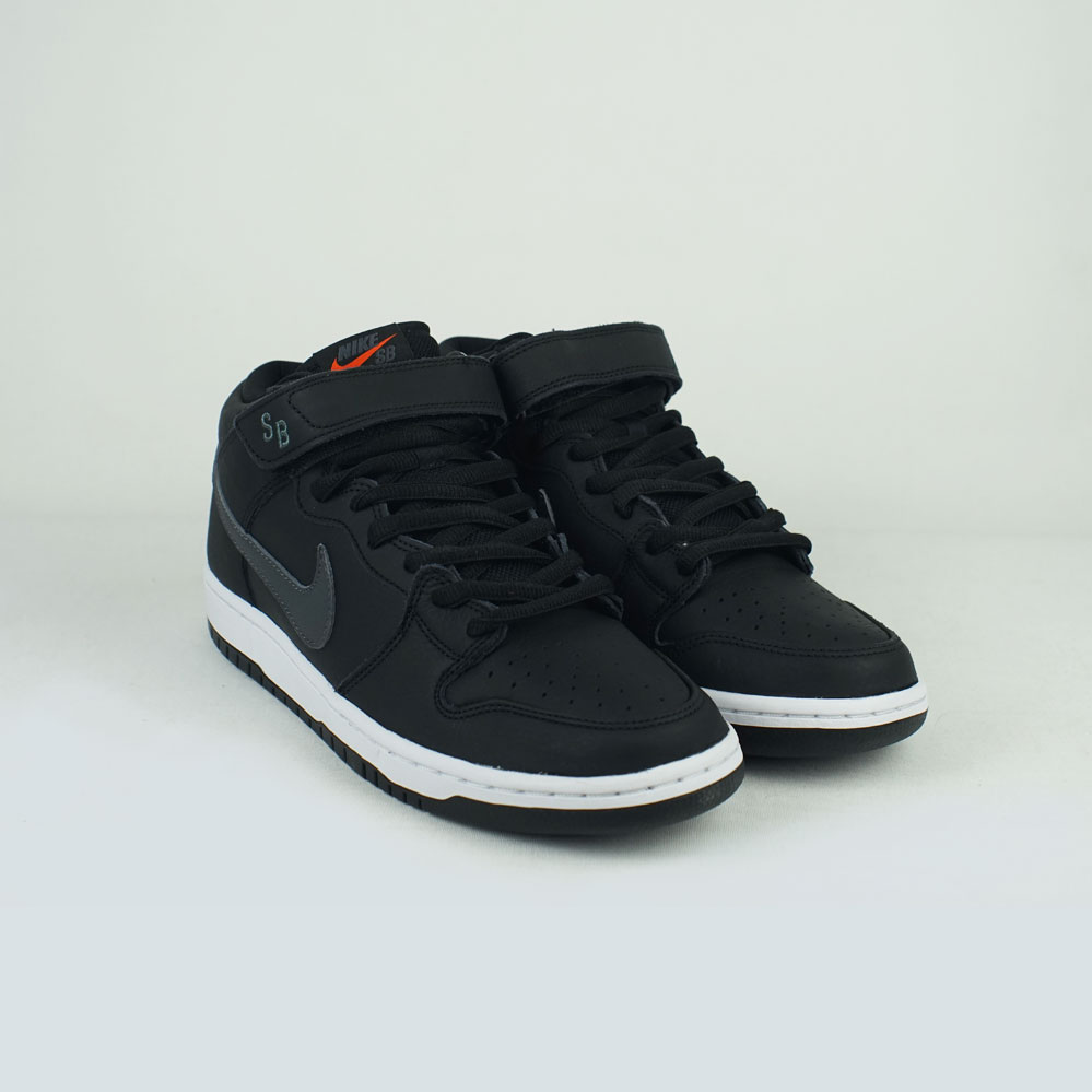 Nike SB Dunk Mid Pro ISO Black/Dark